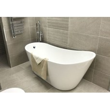 Barcelona Single Ended Slipper Bath