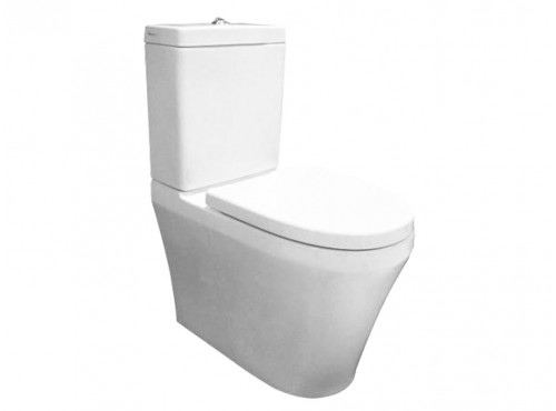 Kai Comfort Height Back to Wall Toilet