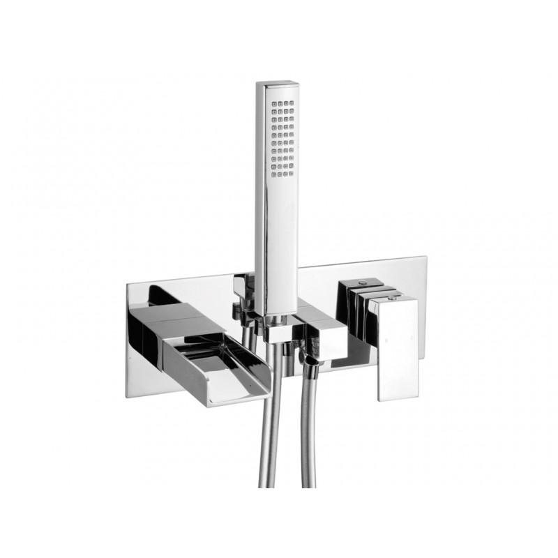Wall Mounted Bath Shower Mixer