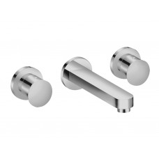 Sphere Wall Mounted Basin Mixer