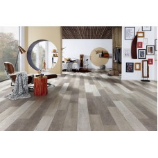 Weathered Barn-wood flooring